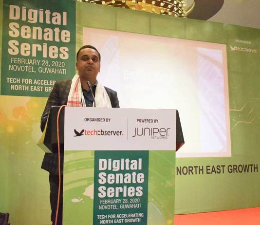 Digital Senate Guwahati Keynote Address by IAS Anurag Goel, Government of Assam