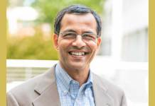 Shekar Ayyar, executive vice president and general manager, Telco and Edge Cloud Business Unit, VMware.