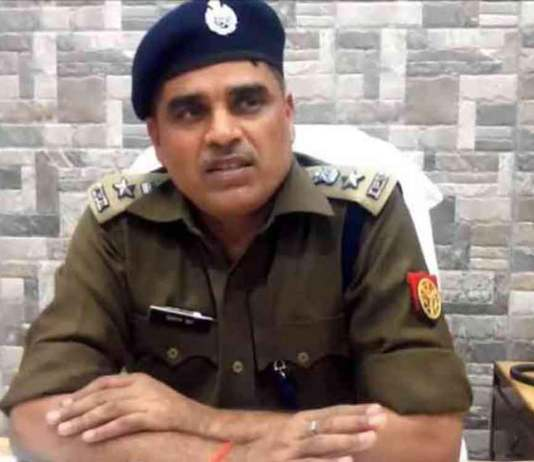 Senior IPS officer Anant Dev