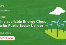 Creating Highly available Energy Cloud Infra for Public Sector Utilities