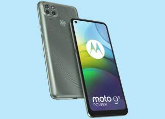 Motorola has announced the launch of their Motorola G9 Power smartphone in India for Rs 11,999.