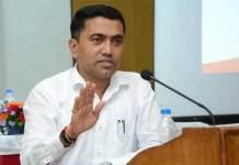 Pramod Sawant, Chief Minister, Goa