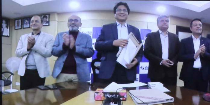Indian Renewable Energy Development Agency (IREDA) signed a Memorandum of Understanding (MoU) with NHPC for providing its technical expertise in developing renewable energy projects.