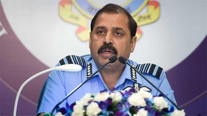 Chief of Air Staff RKS Bhadauria