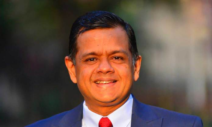 Arun Parameswaran, Managing Director, Sales & Distribution, Salesforce India (Photo: Salesforce)