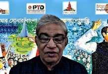 Bangladesh Posts and Telecommunications Minister Mustafa Jabbar. (Photo: File/Twitter)