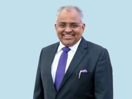 K. Srinivasan, Global Chief Revenue Officer, FSS