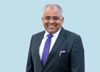 K. Srinivasan, Global Chief Revenue Officer, FSS