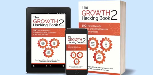 Diverse set of authors make second edition of Growth Hacking Book apart