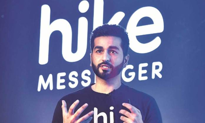 Kavin Bharti Mittal, founder and CEO of Hike Messenger