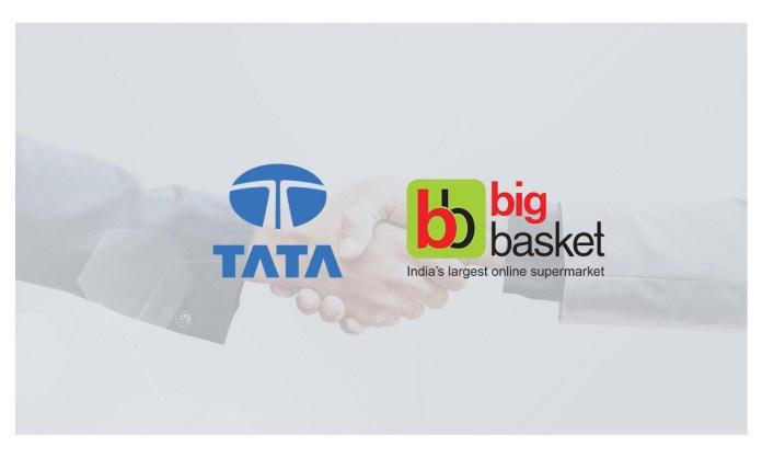 TATA & Bigbasket