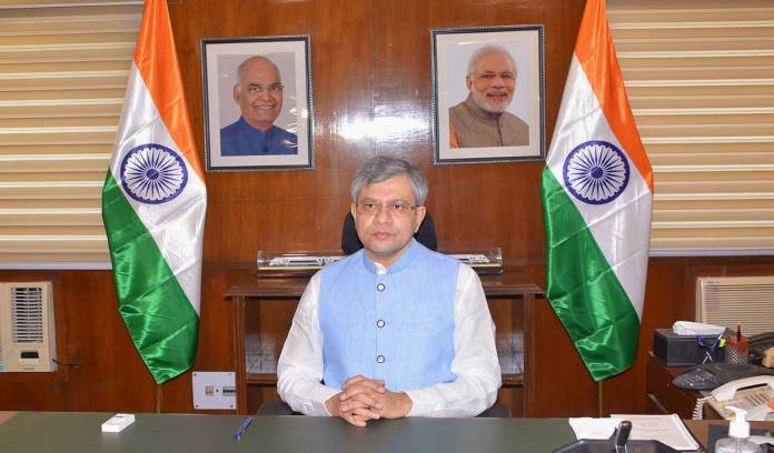 Ashwini Vaishnaw, Union Minister for IT, Telecom and Railways (Photo: PIB)