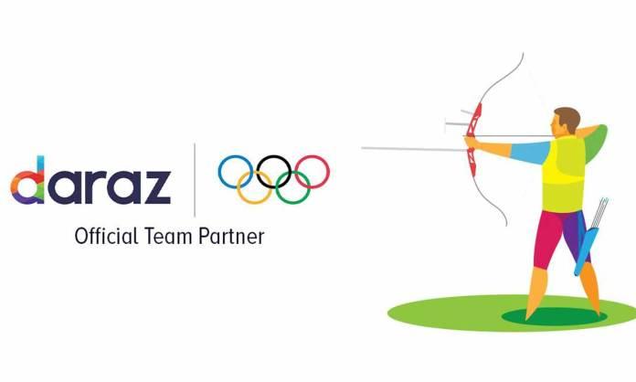Daraz Bangladesh to sponsor Olympics team