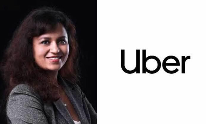 Divya Garg, Head of HR, Uber