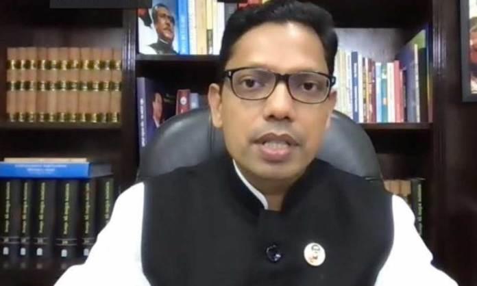 Zunaid Ahmed Palak, ICT Minister, Bangladesh