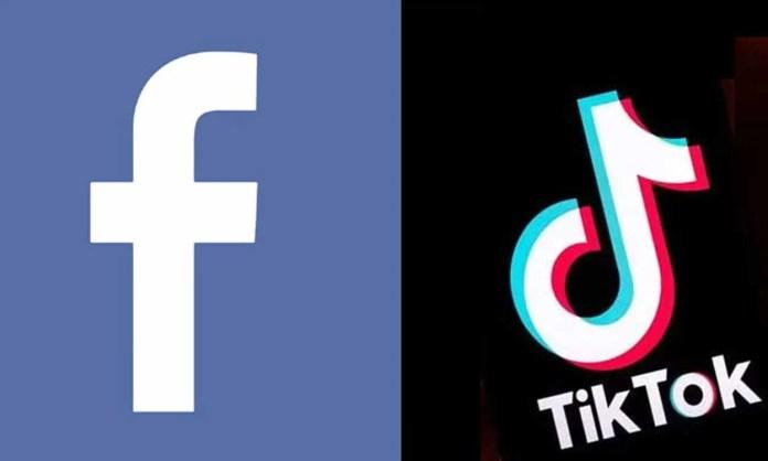 facebook & Tik-Tok