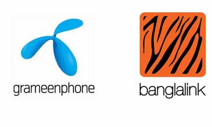 Grameenphone and banglalink