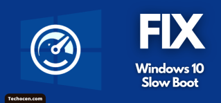 fix windows 10 slow boot after update