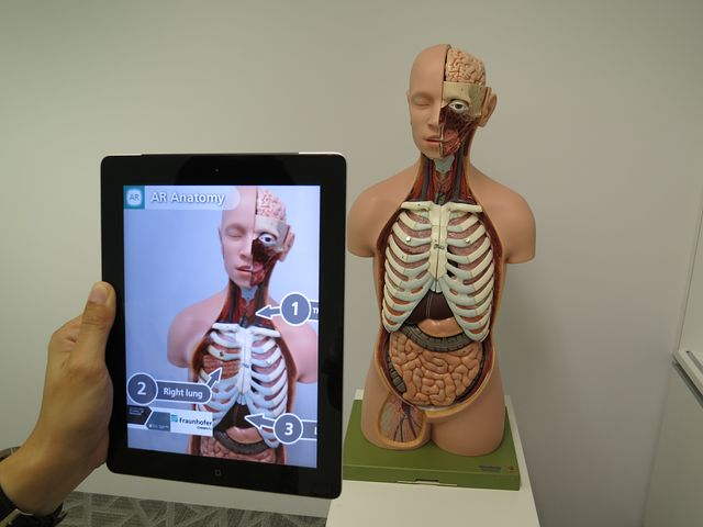 Future of Augmented Reality in Healthcare