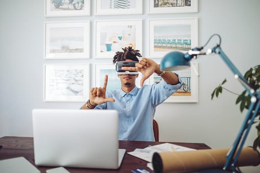 Future of Augmented Reality in Business