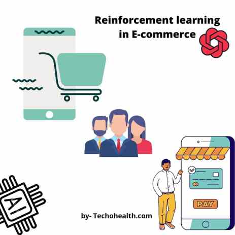 examples of Reinforcement learning in E-commerce