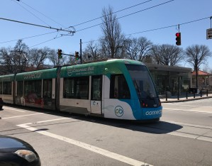 Cincinnati's old streetcar system was refurbished and opened to the public in September 2016.