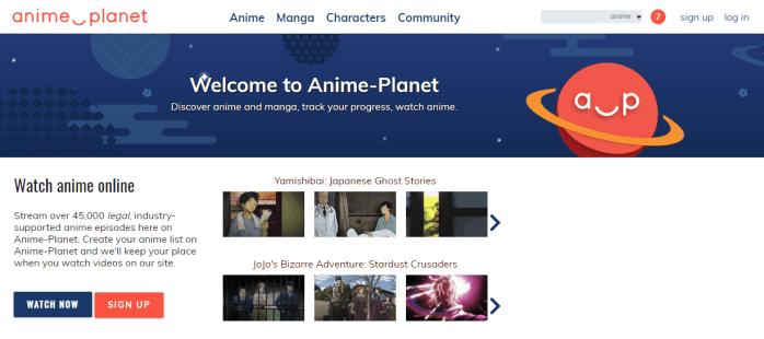 Anime-Planet