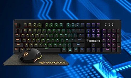 Gaming Keyboar and Mouse