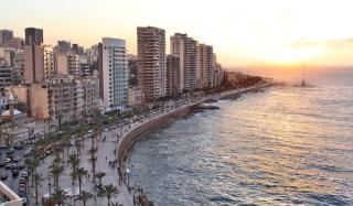 Beirut image via Shutterstock