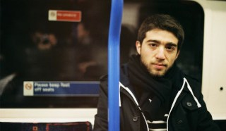 LebGeeks founder Samer Nakfour (photo by Jo Baaklini)