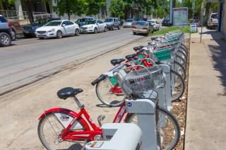 Austin's Excellent Bike System Philip Arno Photography / Shutterstock.com