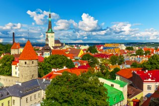 Hindriks developed Jobbatical not in Silicon Valley for New York but in Tallinn, Estonia. (Photo via Shutterstock)