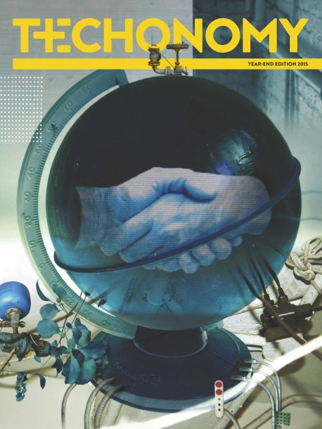 It's the fourth time Techonomy has published its print and digital magazine.