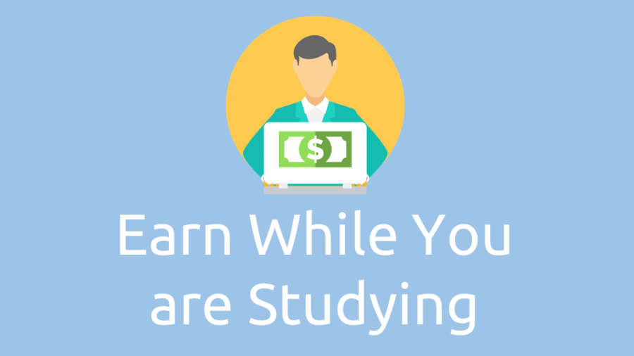 Student earn online without investment