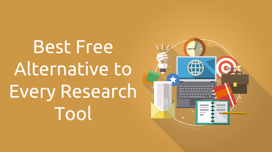Paid research tools free download