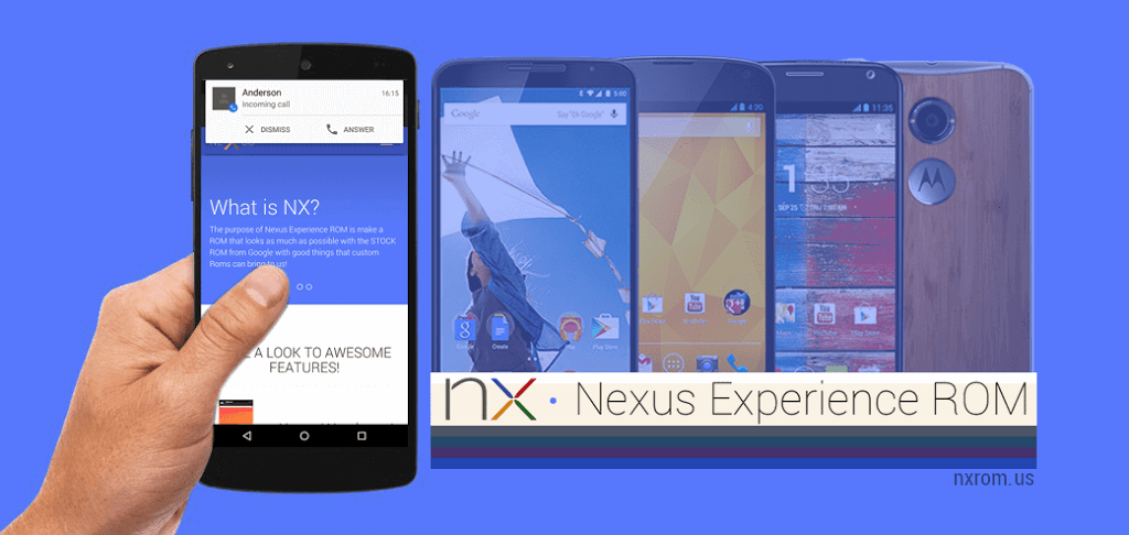 nexus expirence for a6000 plus