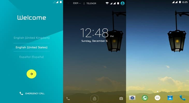 Custom Rom for Coolpad Note 3 Lite