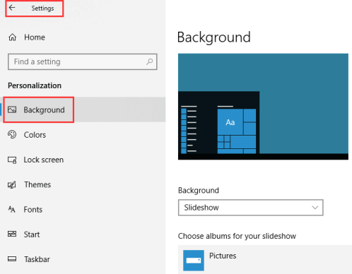 How to Change Windows 10 Login Screen Background