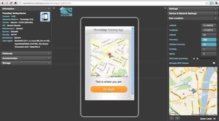 Ripple iOS Emulator Extension Download