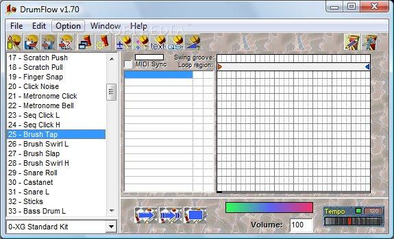 Drum Flow - Free Beat Making Software