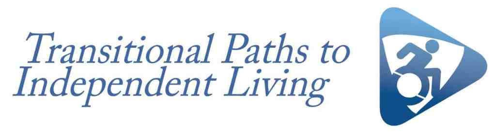 Transitional Paths to Independent Living logo