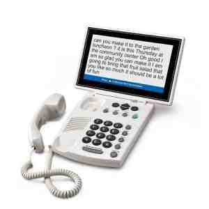 Captel-880i captioned phone