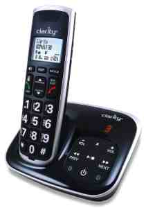Clarity BT914 Amplified phone with digital answering machine