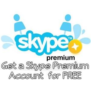 Free Skype Premium Account