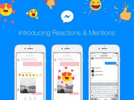 Facebook Messenger終於可以按「爛」了