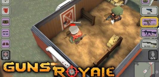 Guns Royale