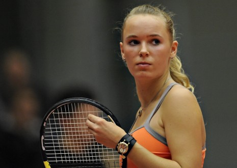 Caroline Wozniacki vs Maria Sharapova [Tennis] — TechPatio