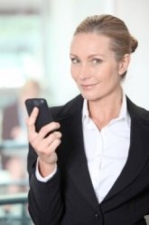 business-woman-with-mobile-cell-phone
