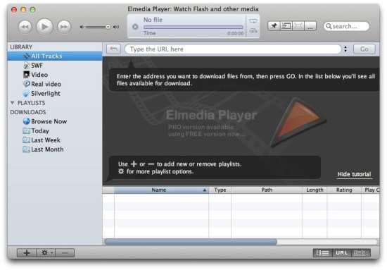 elmedia-player-mac-screenshot