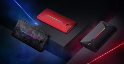 Nubia Red Magic Mars Phone